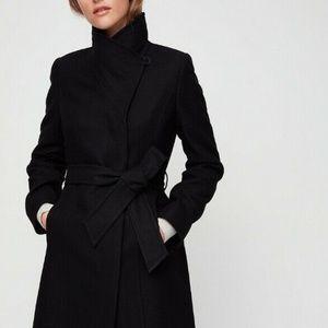 Aritzia Babaton Connor Wool Coat XXS